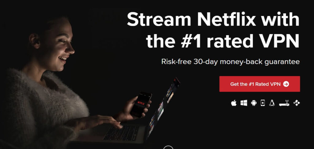 ExpressVPN Netflix - All you need to know