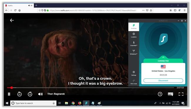 Surfshark Netflix - How to watch?