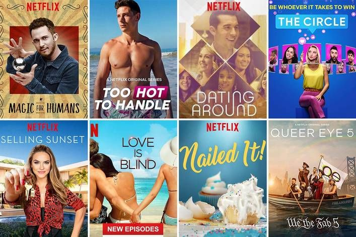 Best Reality Shows on Netflix