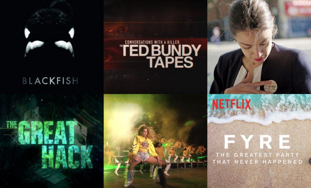 Documentaries on Netflix