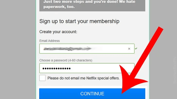 how to get netflix free for a year