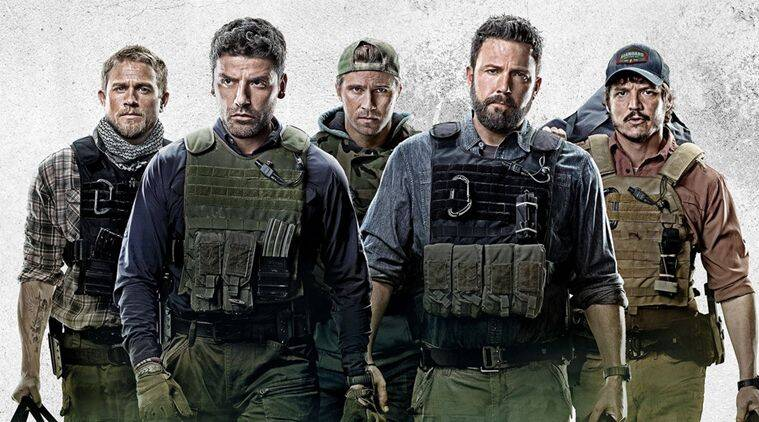 Triple Frontier best action movies on netflix